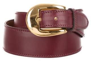 Gucci Leather Hip Belt