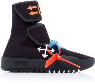 Off-White CST- 001 Neoprene Sneakers