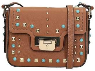 Ash Brown Leather Bag