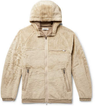 Nonnative Sherpa Fleece Jacket