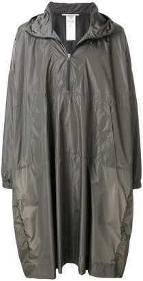 Stella McCartney hooded poncho