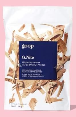 Goop G.Nite Bedtime Bath Soak