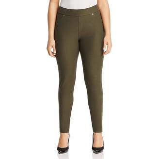 MICHAEL Michael Kors Womens Casual Pull On Ankle Pants