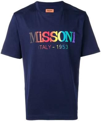Missoni print t-shirt