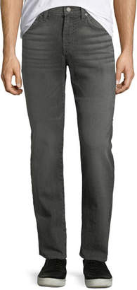 7 For All Mankind Men's Slimmy Slim Stretch-Denim Jeans, Cloudburst
