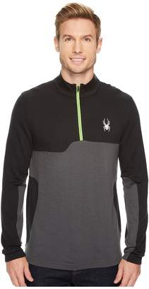 Spyder Pinnacle Merino T-Neck Men's Long Sleeve Pullover