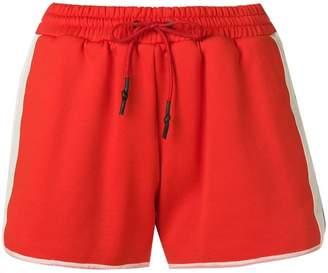 Yves Salomon Army athletic shorts