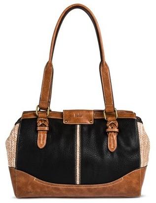 Bolo® Solid Tote Bag - Black $34.99 thestylecure.com