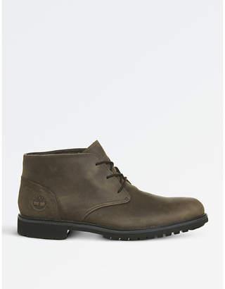 Timberland Stormbuck Chukka leather desert boots