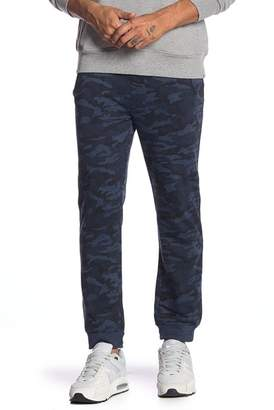 Sovereign Code Fiske Camo Fleece Sweatpants