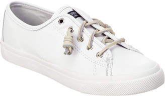 Sperry Women's Seacoast Leather Sneaker