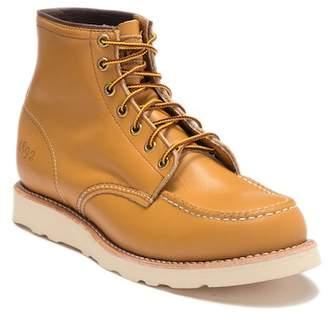 Thorogood Janesville Leather Moc Toe Boot