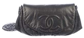 Chanel Half Moon Wallet On Chain