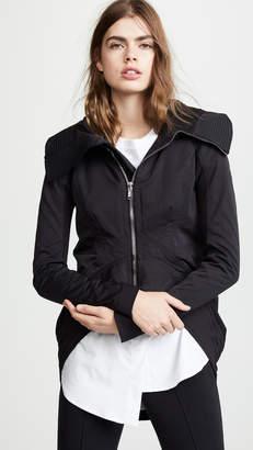Rick Owens Watteau Stand Collar Zip Jacket