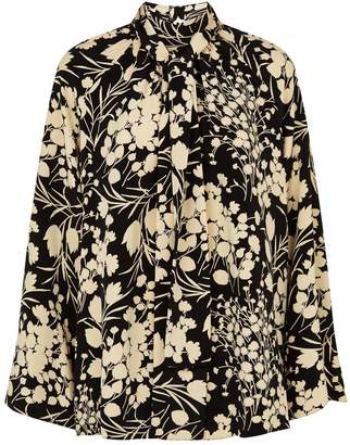 The Row Merrian Floral Top