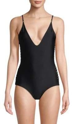 Mikoh Rio One-Piece Swimsuit