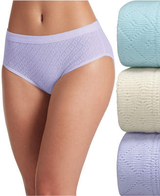 Jockey Elance Breathe Hipster 3 Pack 1540, also available in extended sizes