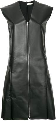 Celine Pre-Owned sleeveless zipper dress