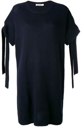 Jil Sander sleeve detail dress