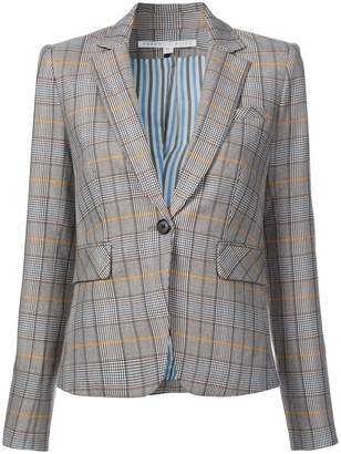 Veronica Beard checked blazer