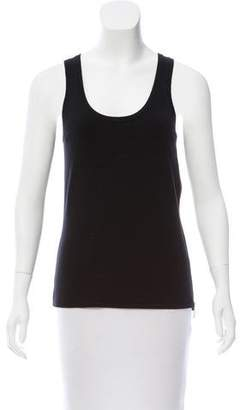 Kaufman Franco KAUFMANFRANCO Sleeveless Wool Top
