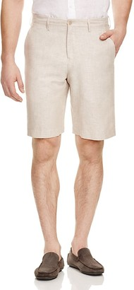The Men's Store at Bloomingdale's Linen Cotton Shorts - 100% Exclusive $85 thestylecure.com