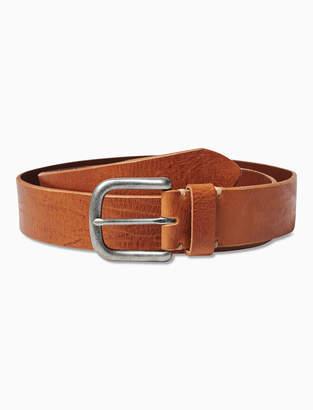 Lucky Brand Tan Distressed Belt