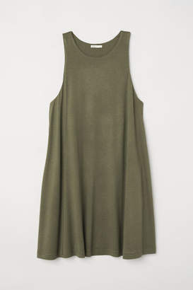H&M A-line Dress - Green