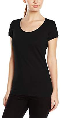Stedman Apparel Women's Megan Crew Neck/ST9120 Premium Slim Fit Short Sleeve T-Shirt,(Manufacturer Size:Medium)