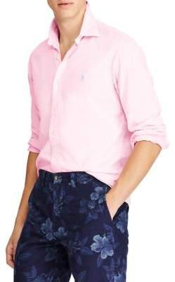 Polo Ralph Lauren Slim-Fit Cotton Button-Down Shirt