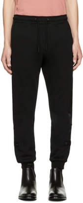 Diesel Black P-Scram Lounge Pants