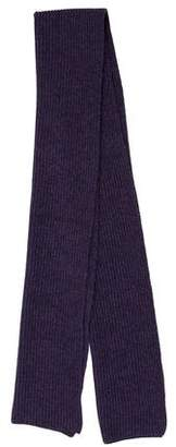 Beretta Cashmere Knit Scarf