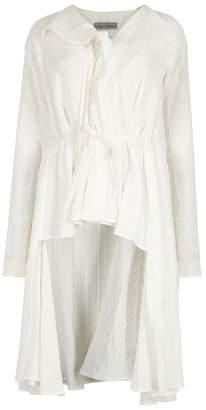 Palmer Harding Palmer//Harding Palmer//harding Dusk Longer-back Cotton Shirt