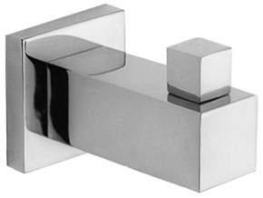 Newport Brass 19-12 Cube 2 Single Robe Hook