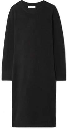 Equipment Snyder Cashmere Midi Dress - Black