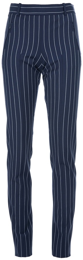 Acne 'best pinstripe' trouser