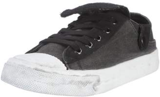 Nat-2 Women's Stack 4 in 1 Trainers Black Size: 7
