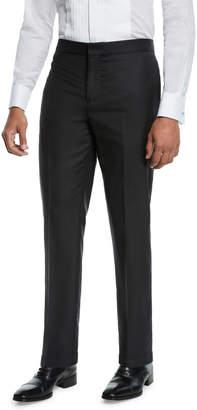 Brunello Cucinelli Men's Formal Tuxedo Trousers