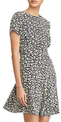 Polo Ralph Lauren Short Sleeve Floral Dress
