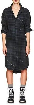 NSF Women's Rhodes Checked Cotton Flannel Dress