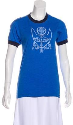 Anna Sui Graphic T-Shirt