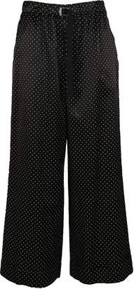 Zucca Polka Dots Trousers