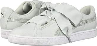 Puma Women's Basket Heart Canvas Wn Sneaker