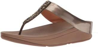 FitFlop Women's, Fino Toe Post? Sandals