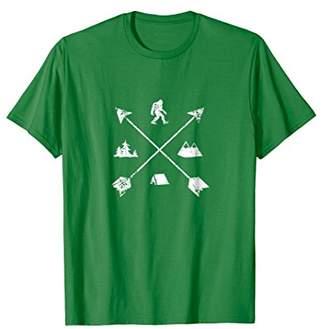 Bigfoot Camping Shirt 2