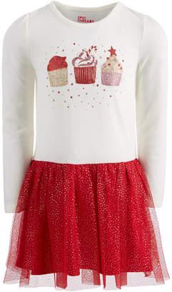 Epic Threads Toddler Girls Layered-Look Cupcake Dress