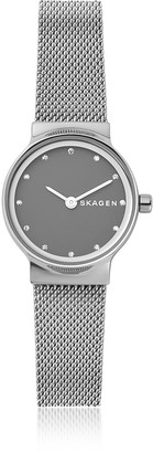 Skagen Freja Steel-Mesh Women's Watch