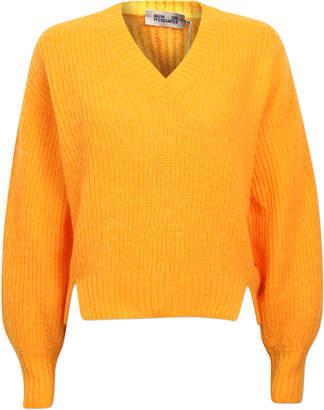 Baum und Pferdgarten Charlize Blouson Sleeve Knit Sweater