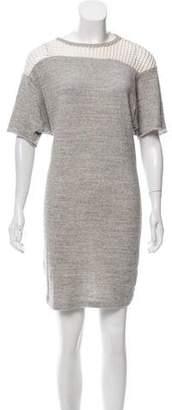Isabel Marant Mélange Mini Dress