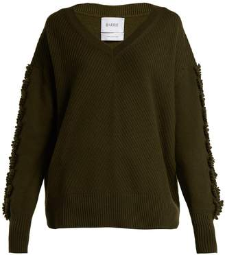 BARRIE Troisieme Dimension crew-neck cashmere sweater